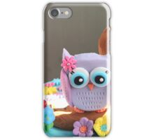 Hello Hoot iPhone Case/Skin