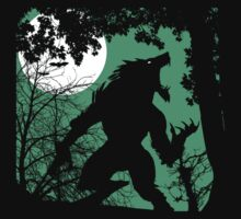 Sabrewulf [Green] by HTM77
