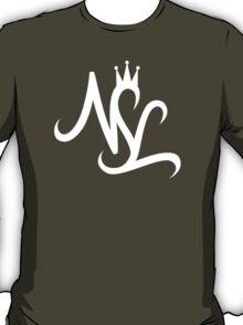 NSL White Crown T-Shirt