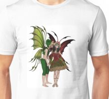 Christmas Fairy Kiss Unisex T-Shirt