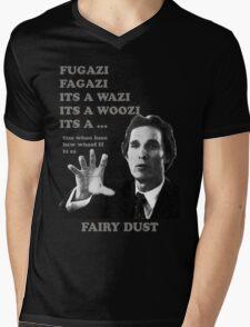Fugazi Mens V-Neck T-Shirt