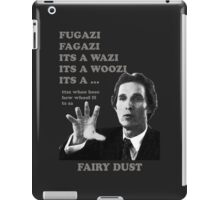 Fugazi iPad Case/Skin