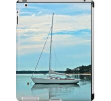 Shelter Island Sailboat iPad Case/Skin