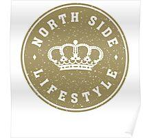 NSL Gold Royal Crown Poster
