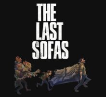 The Last of Us funny last sofas by touhidkudchi
