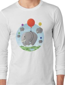 Family Migration Long Sleeve T-Shirt