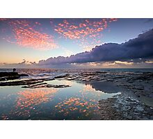 Speckled Dawn Photographic Print