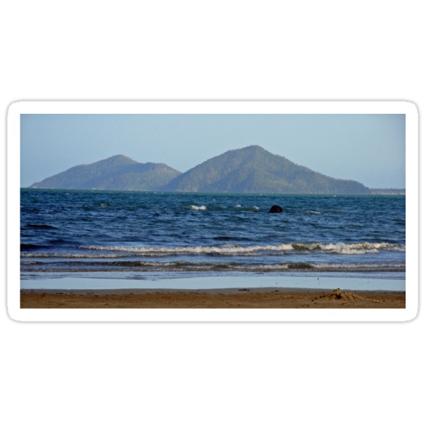 Dunk Island - from North Mission Beach by STHogan