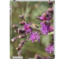 Spider and Flower iPad Case/Skin