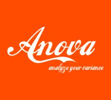 ANOVA // analyze your variance by AxerLopdan