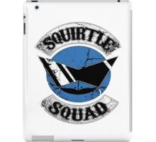 Squirtle Squad iPad Case/Skin