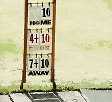 The Score Board  by PictureNZ