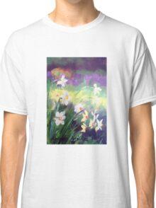 Majestic Daffodils Classic T-Shirt