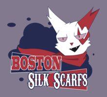 Boston Silk Scarfs Merch! Kids Tee