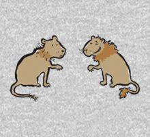 good hair - bad hair lions One Piece - Long Sleeve