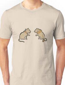 good hair - bad hair lions Unisex T-Shirt