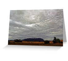 Roland Skies Greeting Card
