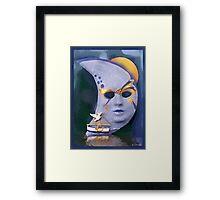 The Golden Voyage Framed Print
