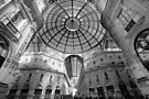 Galleria Vittorio Emanuelle 11, Milan, Italy.  by Stephen Knowles