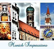 Munich Impressions by ©The Creative  Minds