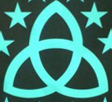 The 100 Sky People (Ark Symbol) Sticker