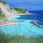 Changing Coastline by Annie Lovelass