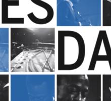 Miles Davis - Jazz Master Sticker