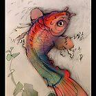 Waterfall Fish by David McBurney