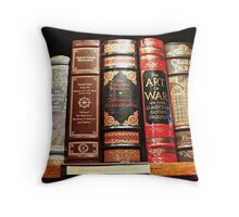Classics Throw Pillow