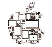 Apple by Jamie Min