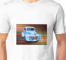 The Old Blue Ute. Unisex T-Shirt