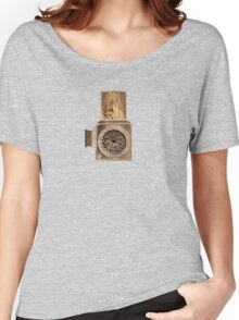 Wood Hassel Women's Relaxed Fit T-Shirt