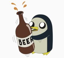 Gunter Loves Beer by SeanE