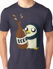 Gunter Loves Beer Unisex T-Shirt