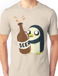 Gunter Loves Beer Unisex T-Shirt