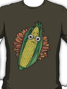 Concerned Corn T-Shirt