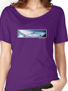 Saalbach Austria Design 2 Women's Relaxed Fit T-Shirt
