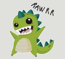 RAAAAWWWWRRRR!! by Ara mink