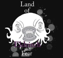 Land of Eldritch and Fear by BreathlyMaid