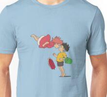 Ponyo, greeting Unisex T-Shirt
