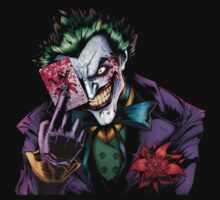 Joker the maniac  by StraightEK
