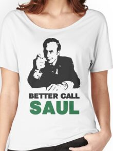Better Call Saul (Blue) Women's Relaxed Fit T-Shirt