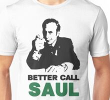 Better Call Saul (White) Unisex T-Shirt