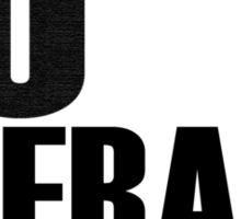 FU*K AVERAGE - Do Work Shirt Sticker