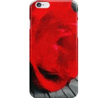 Wilted Rose iPhone Case/Skin