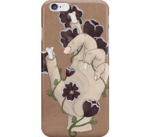 Black Pennies  iPhone Case/Skin