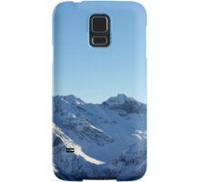 Swiss Alps Samsung Galaxy Case/Skin