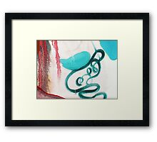 Abstract Closeup #5 Framed Print