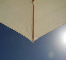 Sun Shade Umbrella by Fangpunk