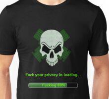 Skull Network Unisex T-Shirt